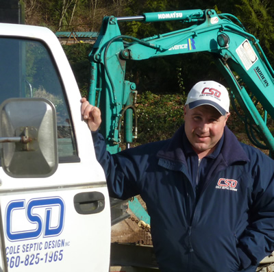 Barry Cole Owns and Operates Cole Septic Design, Servicing the Pacific Northwest and the State of Washington